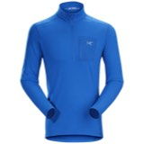 Arc'teryx Rho LT Zip Neck Top - Men's