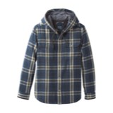 PrAna Bolster LS Hooded Flannel Shirt - Men's