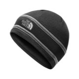 North Face TNF Logo Beanie - Youth