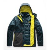 North Face Altier Down Triclimate Jacket - Men's