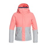 Roxy Jetty Girl Jacket - Girl's