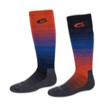 Point6 Kids Rise Medium Over-the-Calf Socks - Youth