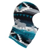Turtle Fur Playful Prints Balaclava - Youth