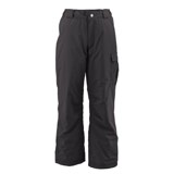 White Sierra Cruiser Insulated Pant - Girl's