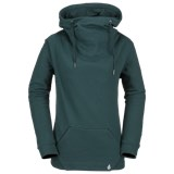 Volcom Walk On By High Neck Hoodie - Women's