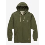 Burton Family Tree Organic Full-Zip Hoodie - Men's