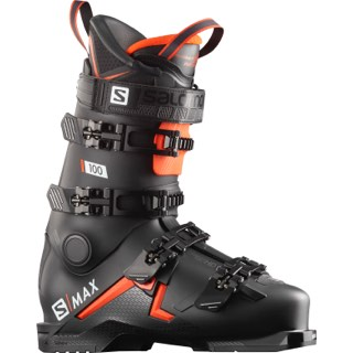 Salomon S/MAX 100 Ski Boots - Men's