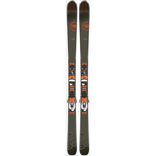 Rossignol Experience 88 TI Skis with Look SPX 12 Konect Dual B90 Bindings - Men's