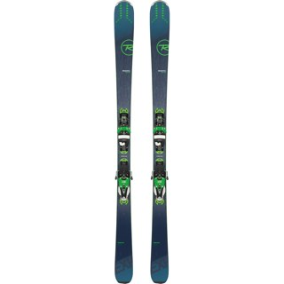 Rossignol Experience 84 AI Skis with Look NX 12 Konect Dual