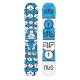Gnu Head Space Asym C3 Snowboard - Men's