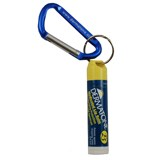 Dermatone Twist-Up Medicated Lip Balm with Carabiner - SPF 23
