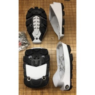 Salomon Quest Series Walk Plus (Low Tech Inserts) Replacement Soles