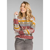 PrAna Cozy Up Printed Sweatshirt - Women's