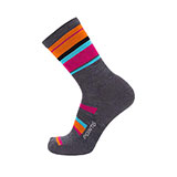 Point6 Band Light Crew Socks - Unisex