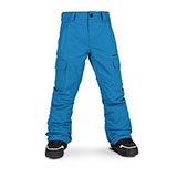 Volcom Cargo Insulated Pant - Youth