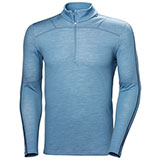 Helly Hansen HH Lifa Merino 1/2 Zip Top - Men's