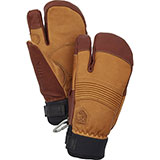 Hestra Freeride CZone 3-Finger Glove - Men's