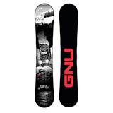 Gnu Billy Goat C3 Snowboard - Men's