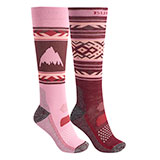 Burton Performance Lightweight Sock - 2-Pack - Women's