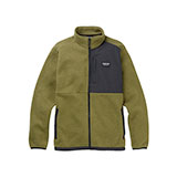 Burton Hayrider Sweater Full-Zip Fleece Jacket - Men's