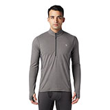 Mountain Hardwear Ghee Long-Sleeve 1/2 Zip Top - Men's