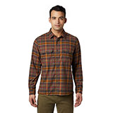 Mountain Hardwear Voyager One Long-Sleeve Shirt - Men's