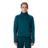Mountain Hardwear Frostzone 1/4 Zip Top - Women's