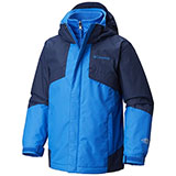 Columbia Bugaboo II Fleece Interchange Jacket - Boy's