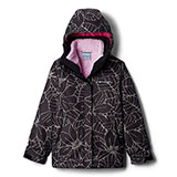 Columbia Bugaboo II Fleece Interchange Jacket - Girl's