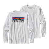 Patagonia Long-Sleeved P-6 Logo Responsibili-Tee - Men's