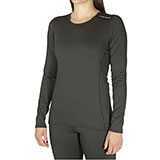 Hot Chillys Micro-Elite Chamois Crewneck Top - Women's