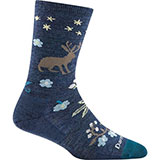 Darn Tough Folktale Light Crew Socks - Women's