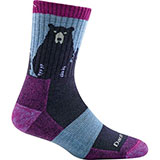 Darn Tough Bear Town Light Cushion Micro Crew Socks - Women's