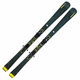 Elan Wingman 78 TI PS Skis with ELS 11.0