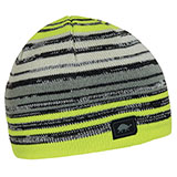 Turtle Fur Reflective Illuminati Beanie - Youth