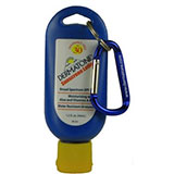 Dermatone Sunscreen Lotion Tottle Bottle with Carabiner - SPF 30