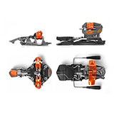 G3 Ion 10 Ski Bindings with Brakes