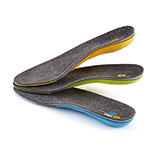 Sidas North America 3Feet Merino Low Footbeds