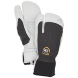 Hestra Army Leather Patrol 3-Finger Glove - Men's