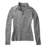 Hot Chillys Clima-Tek Zip-T Top - Women's