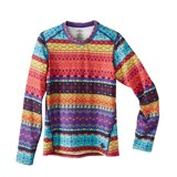 Hot Chillys Originals II Crewneck Top - Youth