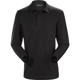Arc'teryx Captive Polo Shirt LS - Men's
