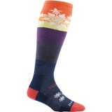 Darn Tough Snowflake Over-the-Calf Midweight with Cushion Socks - Women's