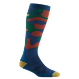 Darn Tough Camo Jr. Over-the-Calf Midweight with Cushion Sock