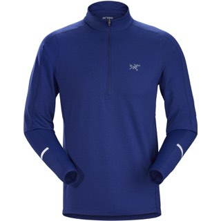 Arc'teryx Cormac Zip Neck LS Top - Men's