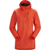 Arc'teryx Delta MX 1/2 Zip Hoody - Women's
