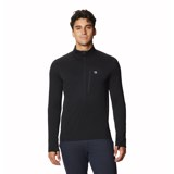 Mountain Hardwear Type 2 Fun 3/4 Zip Pullover - Men's