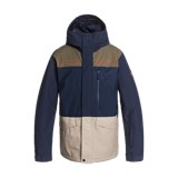 Quiksilver Mission Stripe Jacket - Men's