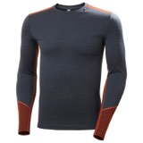 Helly Hansen Lifa Merino Midweight Crew Top - Men's
