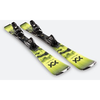 Volkl Deacon Jr. Skis with 7.0 VMotion Jr. Bindings - Yo